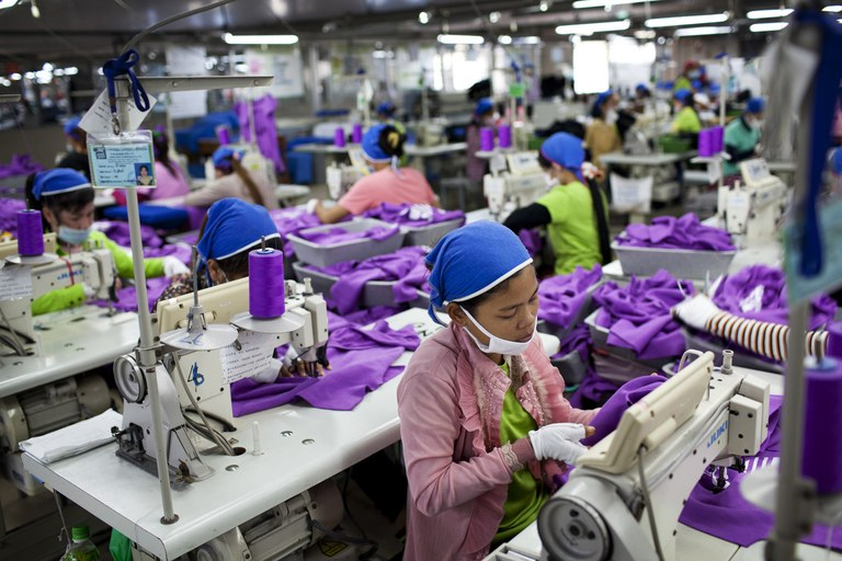 Cambodian garment workersare hithardest in the second wave of the COVID-19 pandemic