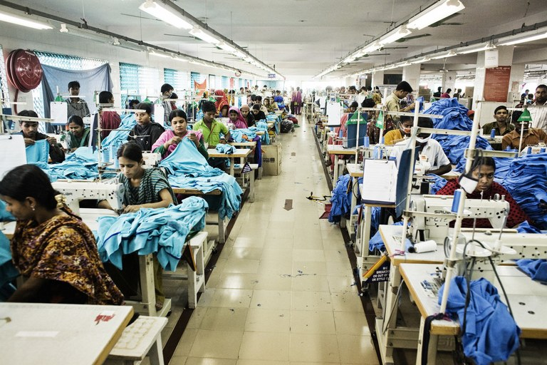 The fashion industry echoes colonialism – and DfID's new scheme will subsidise it