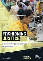 Fashioning Justice: A call for mandatory and comprehensive human rights due diligence in the garment industry