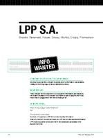 LPP profile