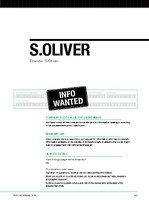 soliver profile
