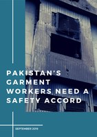 Pakistan Safety report
