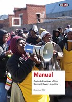 Manual - Codes and practices of 5 garment buyers in Africa