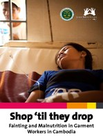 Shop 'til they drop