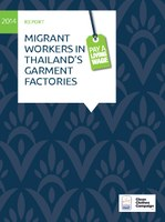 Migrant workers in Thailand's garment factories