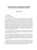 CCC Model Code (Spanish)