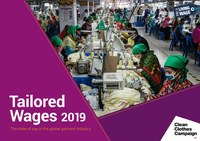 Tailored Wages 2019: The state of pay in the global garment industry