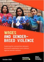 Wages and Gender-based Violence