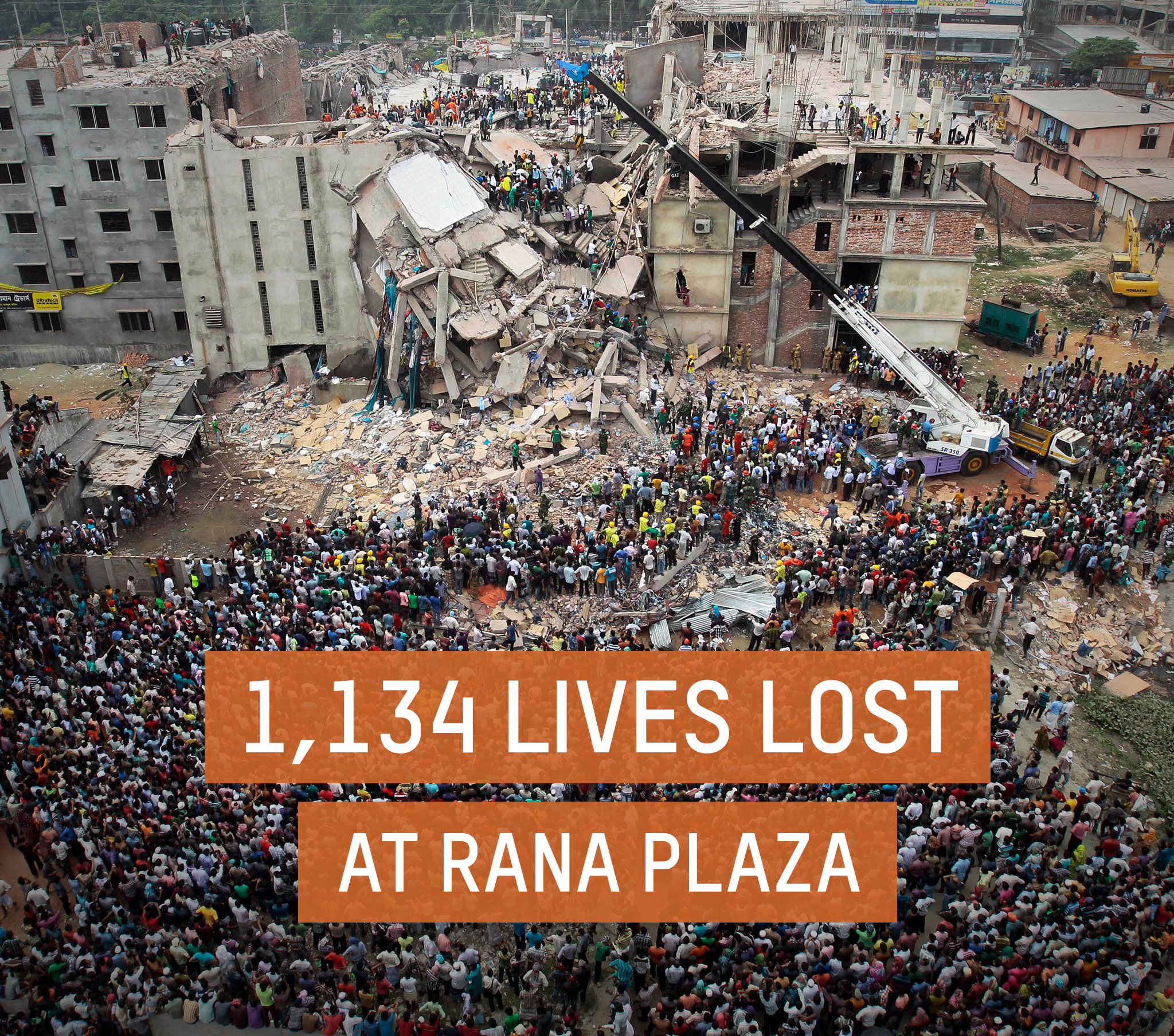 Rana Plaza Lives Lost