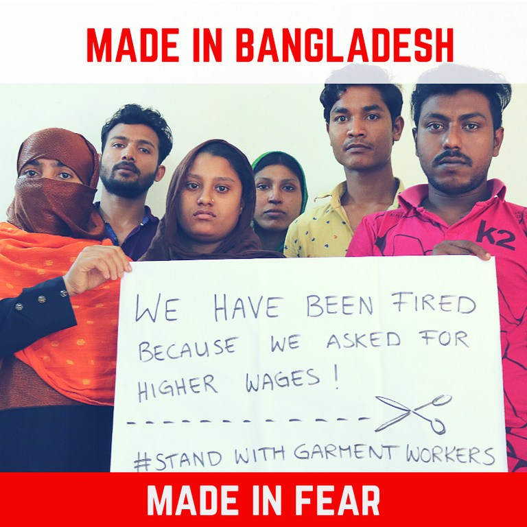 Made in Bangladesh, made in fear