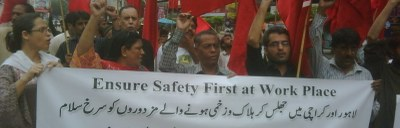 Action in Pakistan