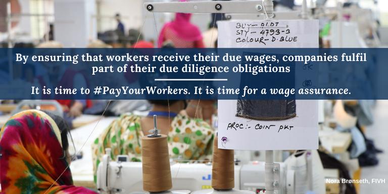 Wage Assurance