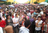 Wage increases in Cambodia!