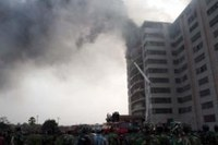 That's It Sportswear fire: one year on workers still dying in unsafe buildings