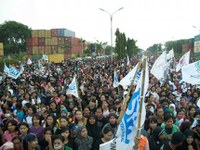 Just Pay it: Wage compensation for Indonesian Nike workers