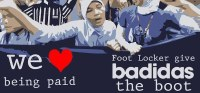 Give adidas the boot! Join the Footlocker day of action 22 April