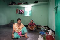 Benetton and Mango: Rana Plaza survivors risk losing their homes