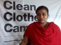 Rana Plaza survivor begins European tour