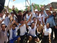 Victory: All 23 released from jail in Cambodia