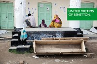 CCC believes Benetton's 1.1 million USD contribution insufficient