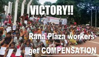 WE WON!! Rana Plaza workers get compensation