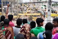 Rana Plaza three years on: the struggle for justice and safety is not over