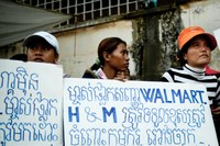 "Labour rights violations in H&M's ""best in class"" supplier factories in Cambodia"