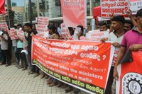 CCC urge EU to address Sri Lanka's labour violations prior to re-admission GSP+