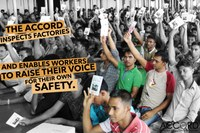 Progress made since Rana Plaza collapse at risk
