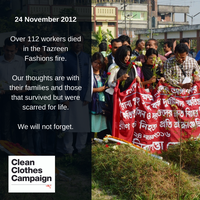 Seven years after fatal fire, Bangladesh still provides no financial security to garment workers injured on the job