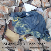 Remembering the Rana Plaza workers by continuing the fight for workersa rights during the pandemic