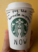 Tesco and Starbucks take action in exploited Burmese migrant garment worker case, but where are Disney and NBC Universal?