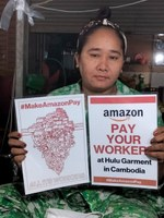 Amazon workers across the world launch action to Make Amazon Pay All Its Workers