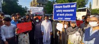 On eve of deadly factory fire anniversary, Pakistani labour activists urge action for worker safety